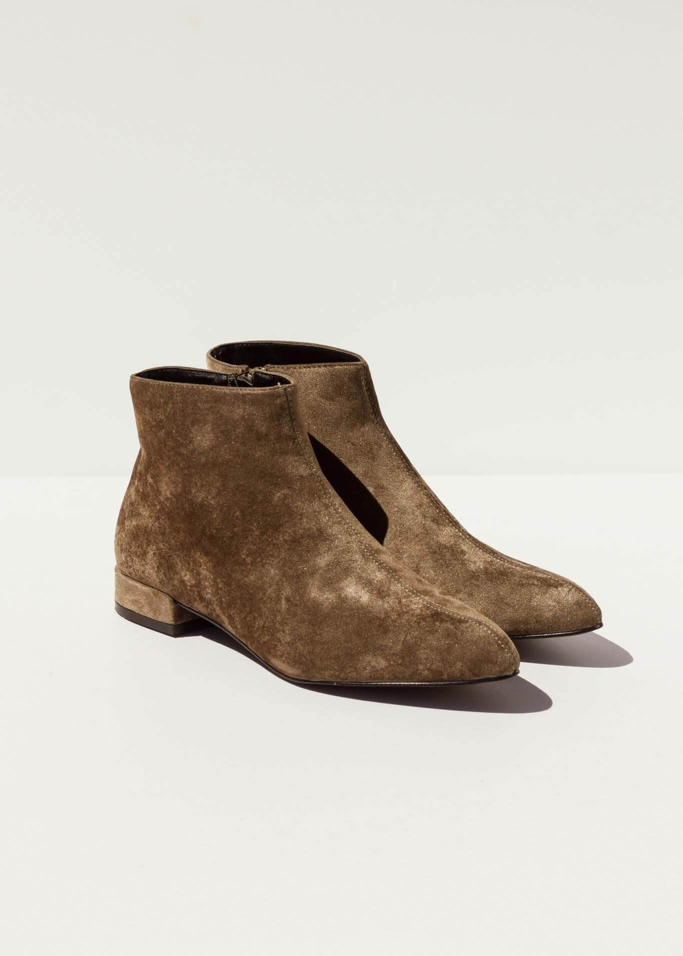 ANKLE BOOT SAMT